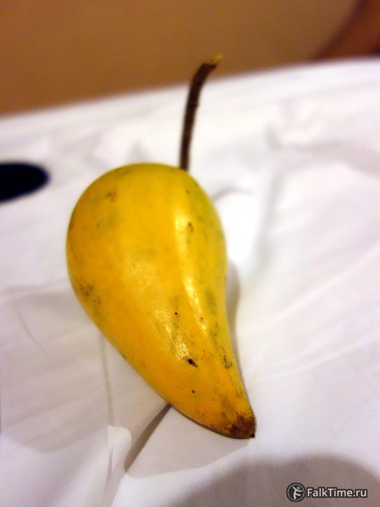 Канистель - редкий фрукт