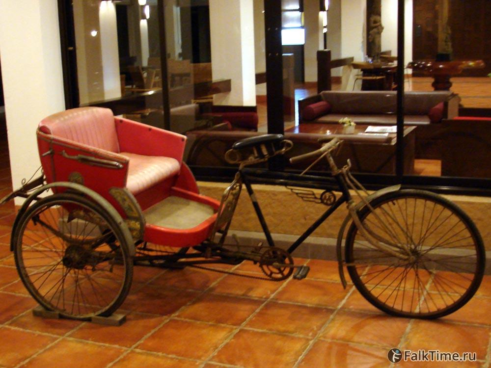 Велотакси (самло)
