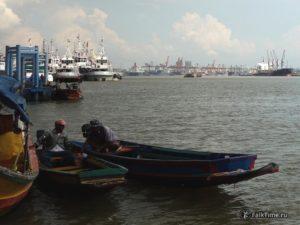 Лодки-паромы