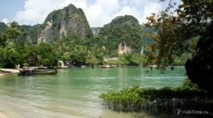 Краби, Таиланд.