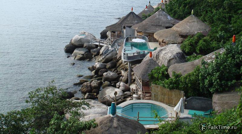 Отель на Ко Тао