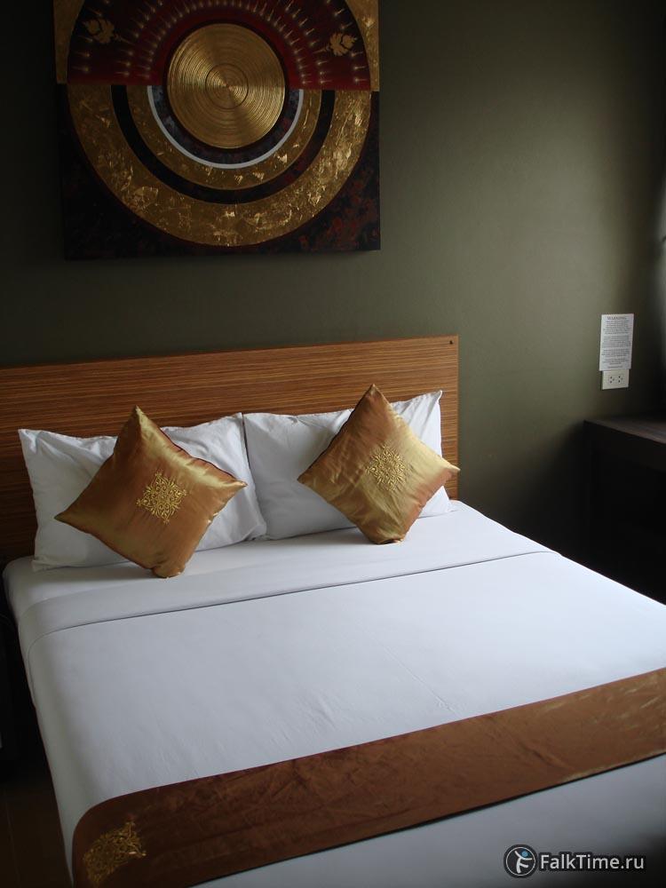 Номер современной гостиницы в Бангкоке