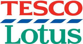 Логотип Tesco Lotus
