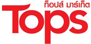 Логотип Tops