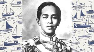 Отец тайского флота Апакон Кьянтивонг