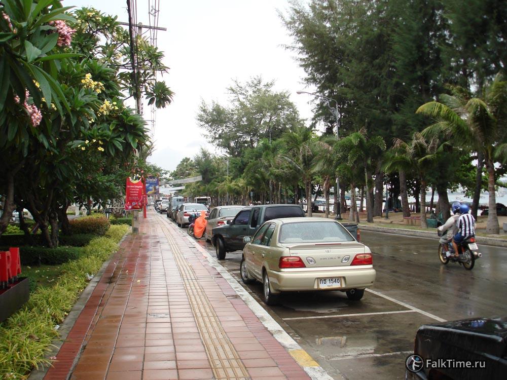Пляжная улица