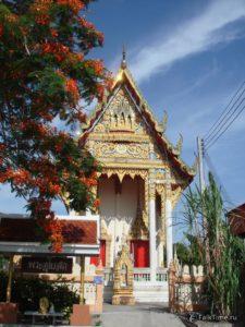 Убосот храма Суттхават