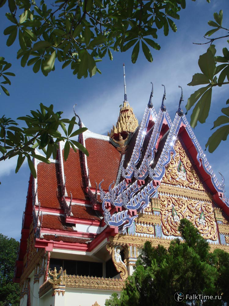Ват Суттават, буддистский храм