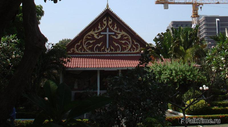 Католическая церковь святого Николая