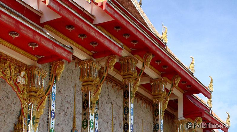 Храм в Пханг Нга