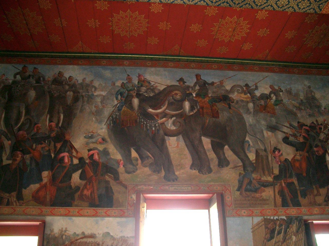 Битва на слонах
