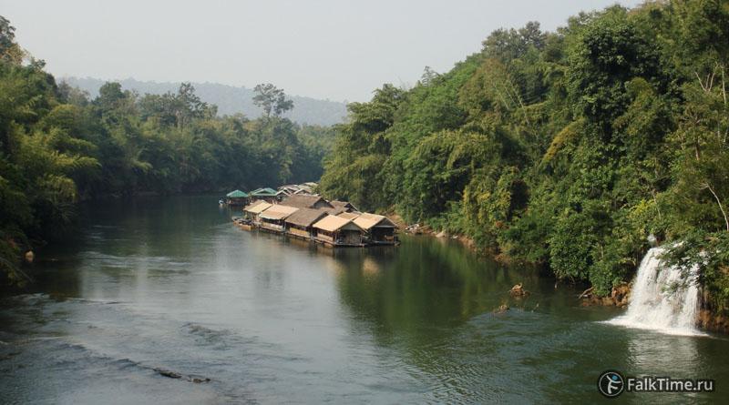 Река Кхвэ Ной