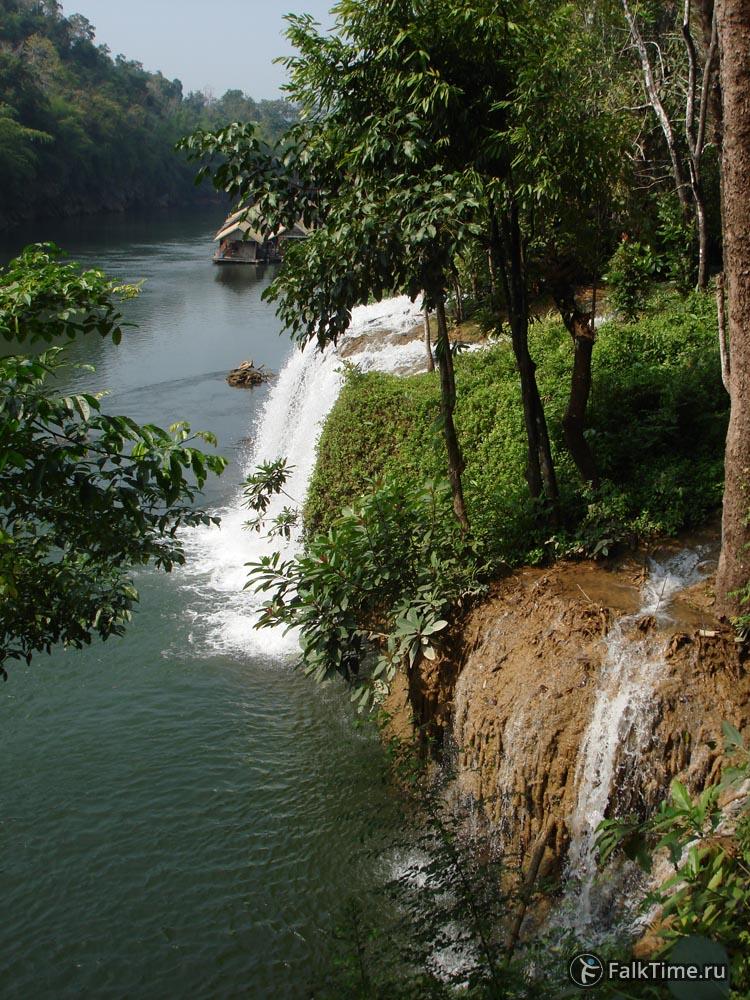 Водопад Сай Йок Яй
